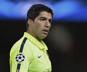 ¿Luis Suárez volvió a morder?