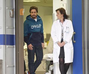 Ron Dennis confirma que Alonso estuvo inconsciente unos segundos