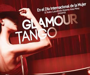 Glamour Tango rinde tributo a la mujer colombiana
