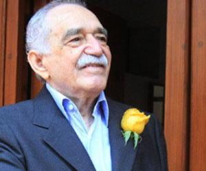 Con flores amarillas y a ritmo de 'Las mañanitas' se celebra a Gabo