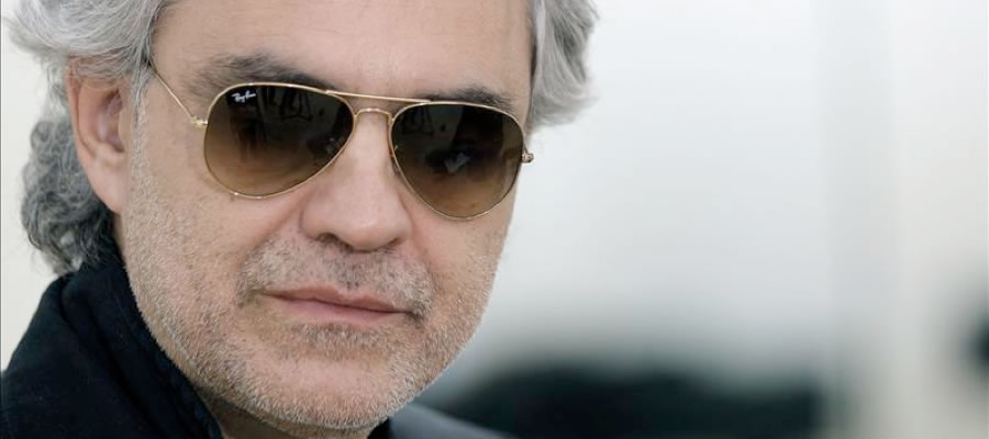 Bocelli:Si la música es bella da igual su género, siempre es atractiva
