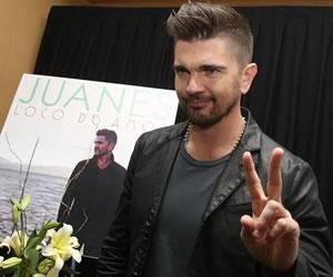 """Juanes visitará doce ciudades de EE.UU con su """"Loco de Amor Tour"""""""
