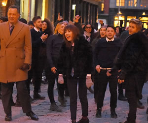 Tom Hanks y Justin Bieber juntos en un video musical