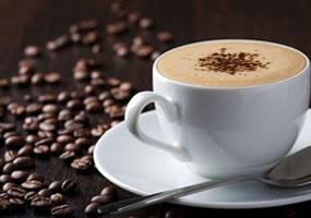 Coctel de café con leche
