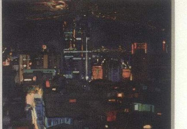 Nocturno. Luis Fernando Escobar