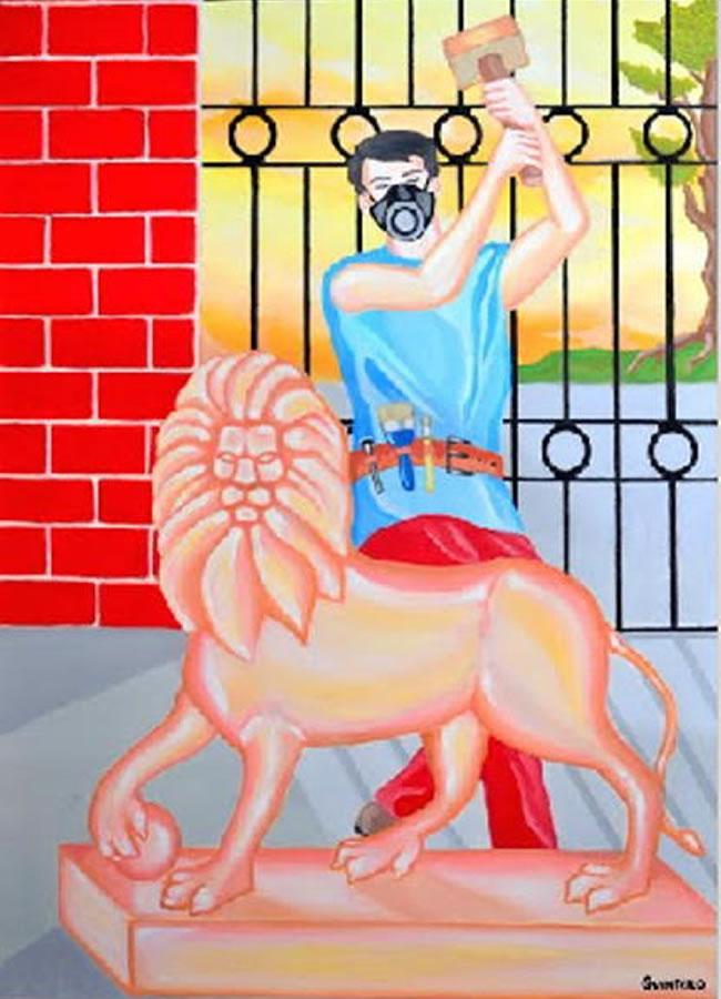 Crear, preservar, destruir.John Quintero Villar