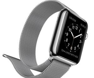 """El reloj inteligente de pulsera Apple Watch, """"ahorra tiempo"""""""