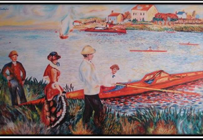 Renoir. Gustavo Periñan Bravo