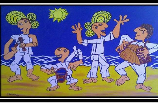 Picasso Vallentato. Gustavo Periñan Bravo