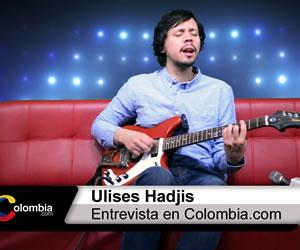 Ulises Hadjis, un artista Estéreo Picnic en Colombia.com
