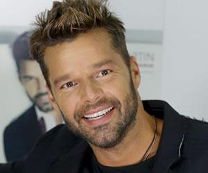 """Ricky Martin está """"encantado"""" de volver a Colombia"""