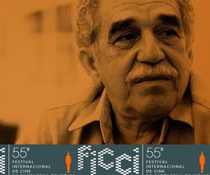 Homenaje a la pasión de Gabo por el cine en Cartagena