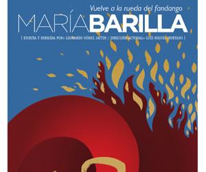 María Barilla vuelve a la rueda del fandango