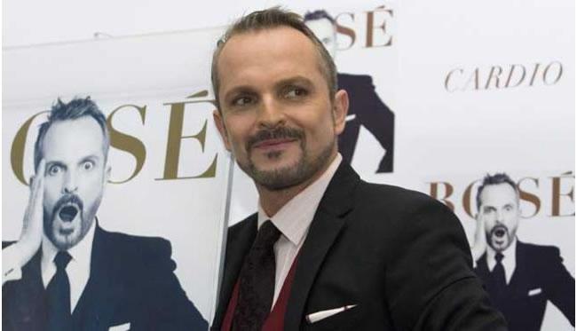 Miguel Bosé. EFE