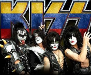 Cambian escenario para concierto de Kiss en Bogotá