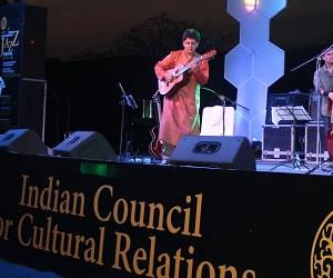 Colombia y España llevan el sonido latino al Festival de Jazz de Nueva Delhi