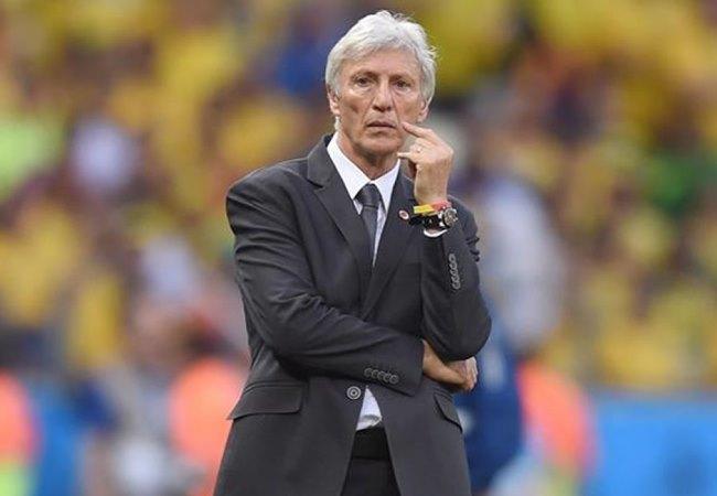 Pékerman aceptó que Colombia debe ganar la Copa América. Foto: EFE