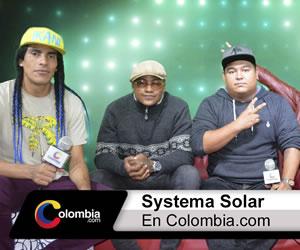 Systema Solar visita Colombia.com