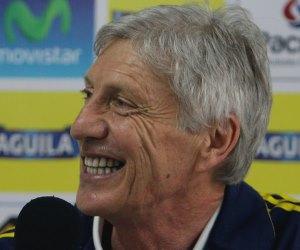 """Pékerman: """"Kuwait será más competitivo para Colombia"""""""