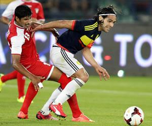 Colombia vence a Kuwait