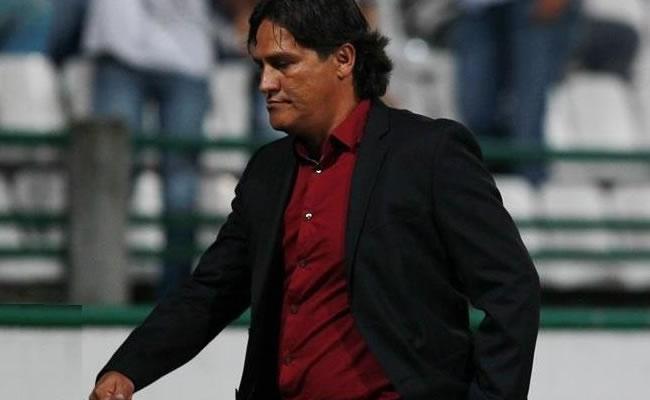 El entrenador tolimense Flabio Torres. Foto: EFE