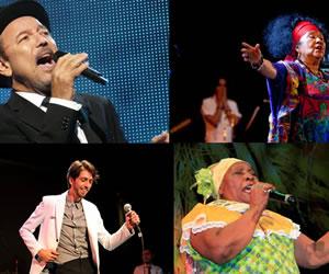 Bogotá estará en concierto por la paz