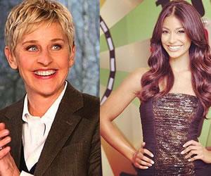 Ellen DeGeneres ofrece trabajo a modelo que regaló carro por error