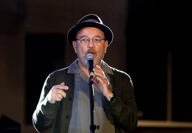 Rubén Blades se presentará en el gran concierto por la paz en Colombia