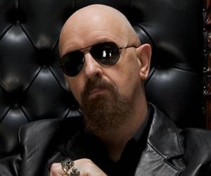El vocalista de la mítica agrupación Judas Priest aseguró que le gusta Ricky Martin