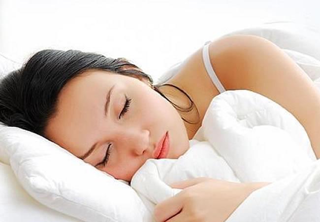 Descubra qué pasa cuando no duerme bien