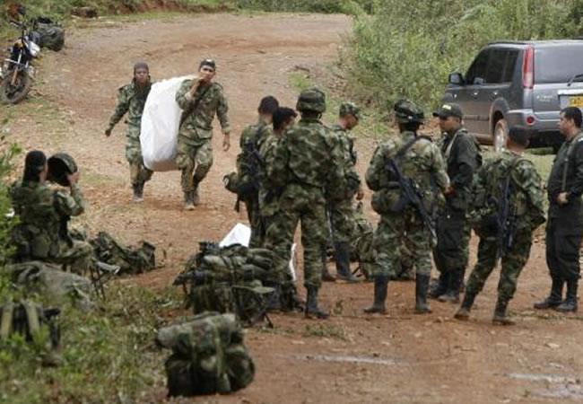 """Unión Europea considera el ataque de las FARC un """"obstáculo"""" para la reconciliación. Foto: EFE"""