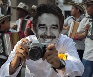 Colombia vive su primer año de soledad sin García Márquez