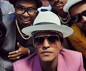'Uptown Funk' no rompe récord de Mariah Carey