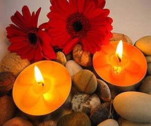 ¿Cuál es la vela adecuada para cada día?