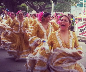 En vivo: Así se vive el 48 Festival de la Leyenda Vallenata