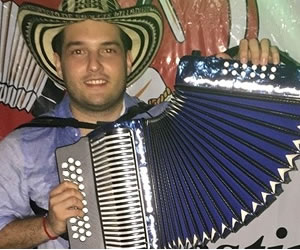 Rey Vallenato: Mauricio De Santis se coronó en Valledupar