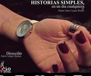 'Historias Simples', próximamente en el Teatro Varasanta