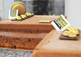 Torta de Mocachino