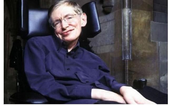 Stephen Hawking . Foto: EFE