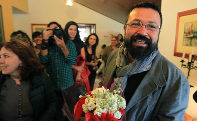 El objetivo de la pareja es legalizar su matrimonio en el país. Foto: EFE