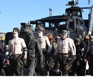 Mad Max y su espectacular 'Furia en el Camino'