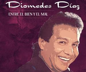'Entre el bien y el mal', canción inédita de Diomedes Díaz