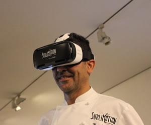 """La realidad aumentada llega como una """"cápsula"""" para la gastronomía"""