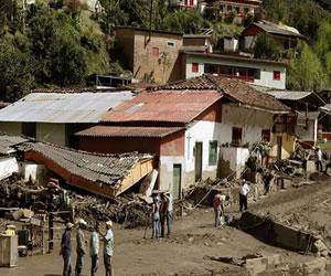 Salgar: Es incierto el número de desaparecidos según el Gobernador Fajardo