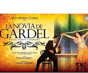 'La Novia de Gardel' llega desde Argentina