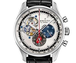 Zenith lanza reloj inspirado en The Rolling Stones