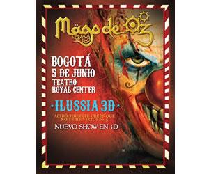 Mägo de Oz está de vuelta en Bogotá