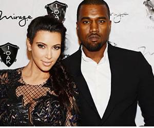 Kim Kardashian está embazarada de nuevo
