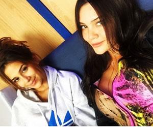 Lina Tejeiro y Greeicy Rendón demuestran su amistad en Instagram