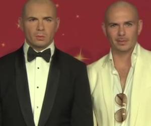 Pitbull ya tiene su propia estatua de cera